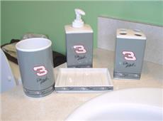 Dale Earnhardt Sr. 4 Piece Bath Accessory Set