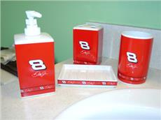 Dale Earnhardt Jr. 4 Piece Bath Accessory Set | By DomesticBin