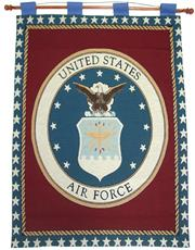 United States Air Force Wall Hanging | By DomesticBin