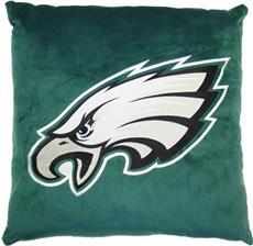 "NFL Philadelphia Eagles 27"" Euro Pillow | By DomesticBin"