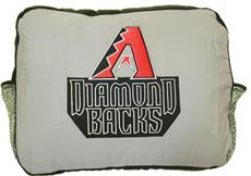 MLB Authentic ARIZONA DIAMONDBACKS Pillow | By DomesticBin