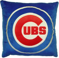 "CHICAGO CUBS 16"" Plush Pillow 