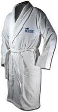 New England Patriots Team Bath Robe | By DomesticBin