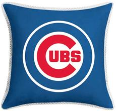 "MVP Chicago Cubs 17"" Square Pillow 