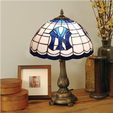 New York Yankees Tiffany Table Lamp