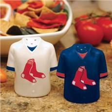 Boston Red Sox Salt & Pepper Shakers | By DomesticBin