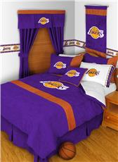 "Los Angeles Lakers MVP 17"" Square Pillow 
