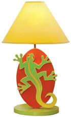 Little Lizards Lamp | By DomesticBin
