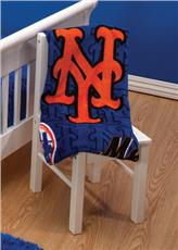 NEW YORK METS Coral Fleece Blanket | By DomesticBin