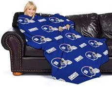 NFL GIANTS Snuggler Blanket | By DomesticBin