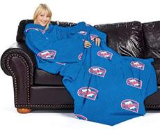 MLB PHILLIES Snuggler Blanket | By DomesticBin