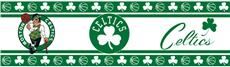 Boston Celtics Wall Border | By DomesticBin