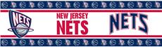 New Jersey Nets Wall Border | By DomesticBin