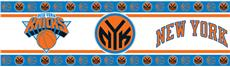 New York Knicks Wall Border | By DomesticBin