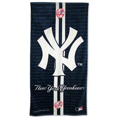 New York Yankees Fiber Reactive Beach Towel | By DomesticBin
