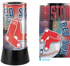 Boston Red Sox Rotating Lamp