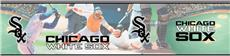 CHICAGO WHITE SOX Scenic Wall Border | By DomesticBin