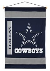 Dallas Cowboys Sidelines Wall Hanging | By DomesticBin