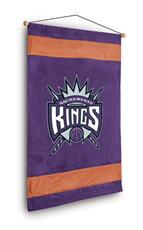 Sacramento Kings Sidelines Wall Hanging | By DomesticBin