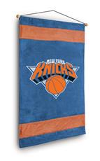 New York Knicks Sidelines Wall Hanging | By DomesticBin