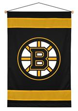 Boston Bruins Sidelines Wall Hanging | By DomesticBin