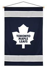 Toronto Maple Leafs Sidelines Wall Hanging | By DomesticBin