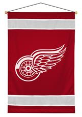Detroit Red Wings Sidelines Wall Hanging | By DomesticBin