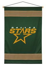 Dallas Stars Sidelines Wall Hanging | By DomesticBin
