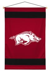 Arkansas Razorbacks Sidelines Wall Hanging | By DomesticBin