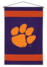 Clemson Tigers Sidelines Wall Hanging | By DomesticBin