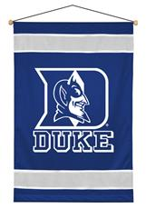 Duke Blue Devils Sidelines Wall Hanging | By DomesticBin