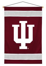 Indiana Hoosiers Sidelines Wall Hanging | By DomesticBin