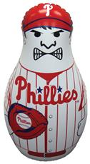 Philadelphia Phillies Inflatable Bop Bag | By DomesticBin