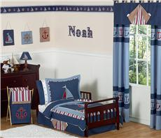 Nautical Nights 5 pc Toddler Set | By DomesticBin