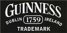GUINNESS TRADEMARK Beach Towel | By DomesticBin