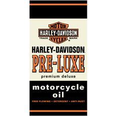 Harley Davidson Pre-Luxe Beach Towel | By DomesticBin