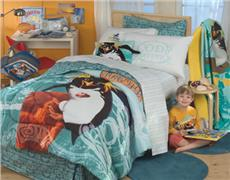 SURFS UP CODY Maverick Bedding for Kids Valance | By DomesticBin