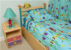 Tropical Sea Bedding for Kids