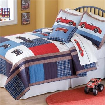 Cars Quilted Bedding & Accessories
