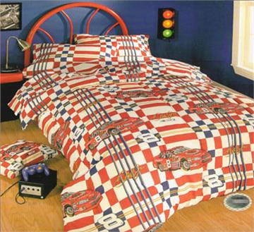 DALE EARNHARDT, JR. Kids Bedding for Boys