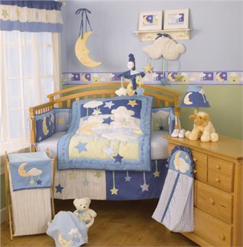 Dreamy Nights Infant Bedding