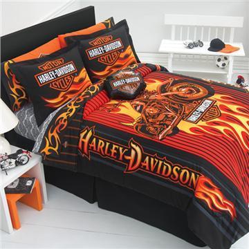 Harley Davidson Flame Rider Fireball