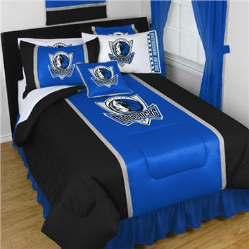 Dallas Mavericks Sidelines Basketball Bedding | By DomesticBin