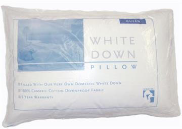 SIMPLICITY Snow White Down Pillow