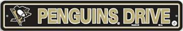 Pittsburgh Penguins Street Sign-Backordered | By DomesticBin