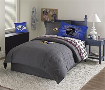 Baltimore Ravens Classic/Pro Pillowcase | By DomesticBin