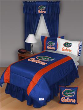 Sidelines FLORIDA GATORS Bedding | By DomesticBin