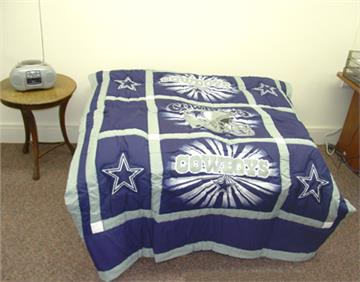 DALLAS COWBOYS CLASSICS BEDDING | By DomesticBin