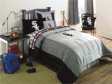 CHICAGO WHITE SOX Authentic Bedding