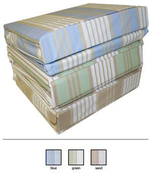 Cabana Stripe Cotton Rich 230TC Sheet Sets | By DomesticBin